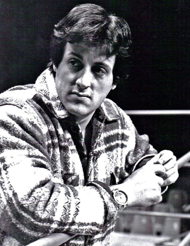 Sylvester Stallone story